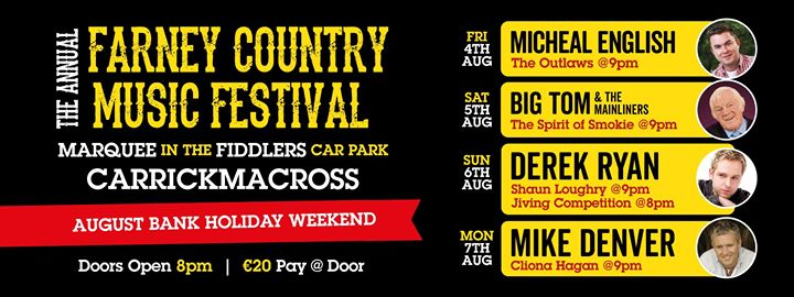 Farney Country Music Festival 2017
